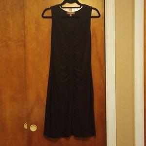 Ellen Tracy short ruched dress
